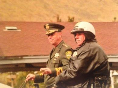 Joe and Sheriff